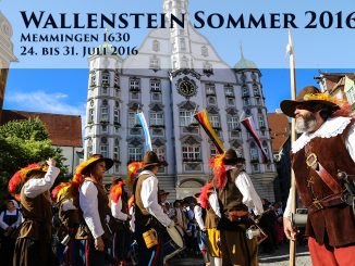 Wallenstein Sommer 2016 in Memmingen